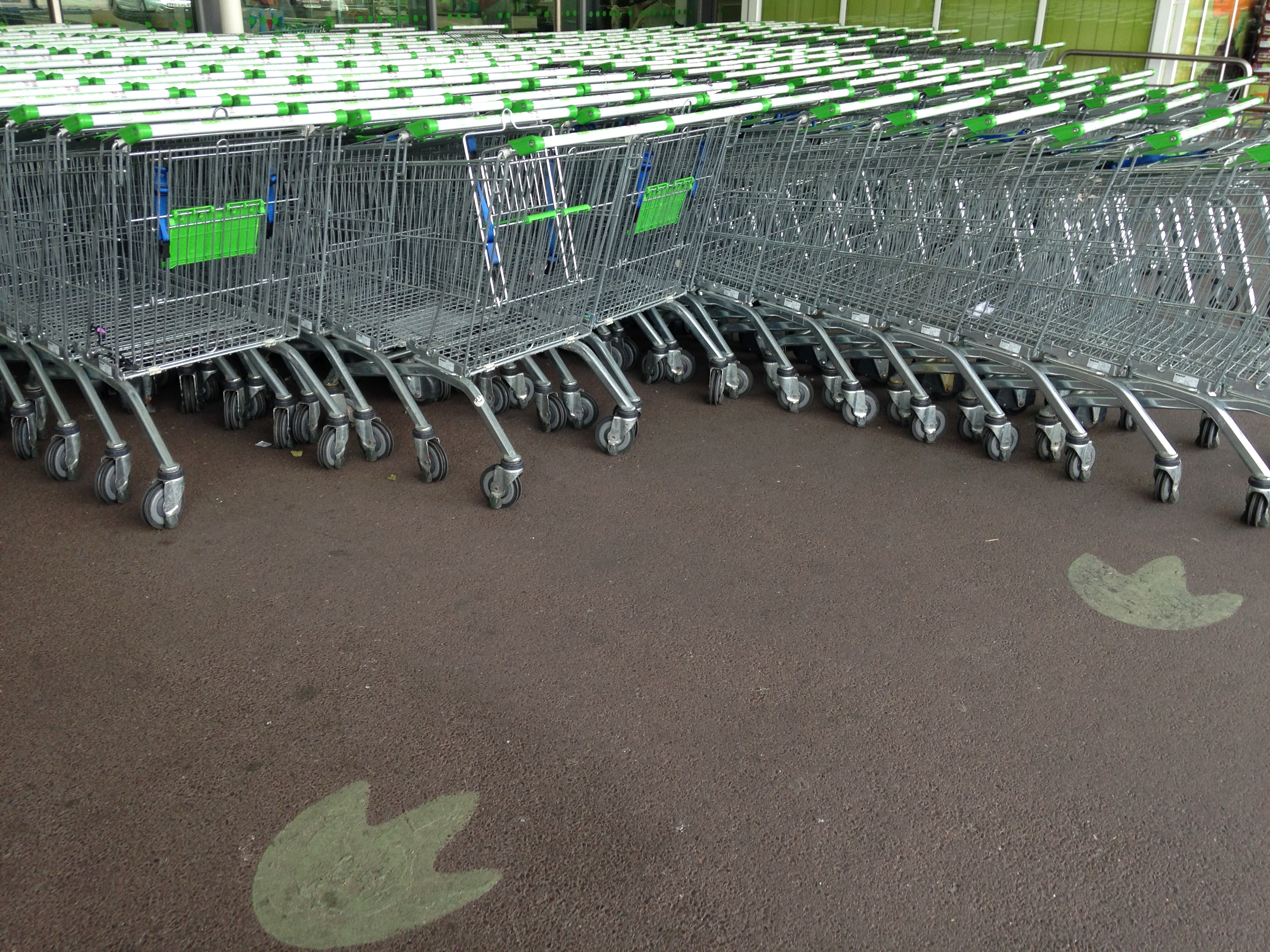Lair of the Saurian: An exploration of Asda's Jurassic Car Park