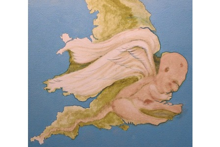 The Humanoid Landscape – Whitstable and the gog/magog labyrinth