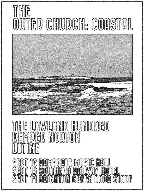 The Outer Church Goes Coastal