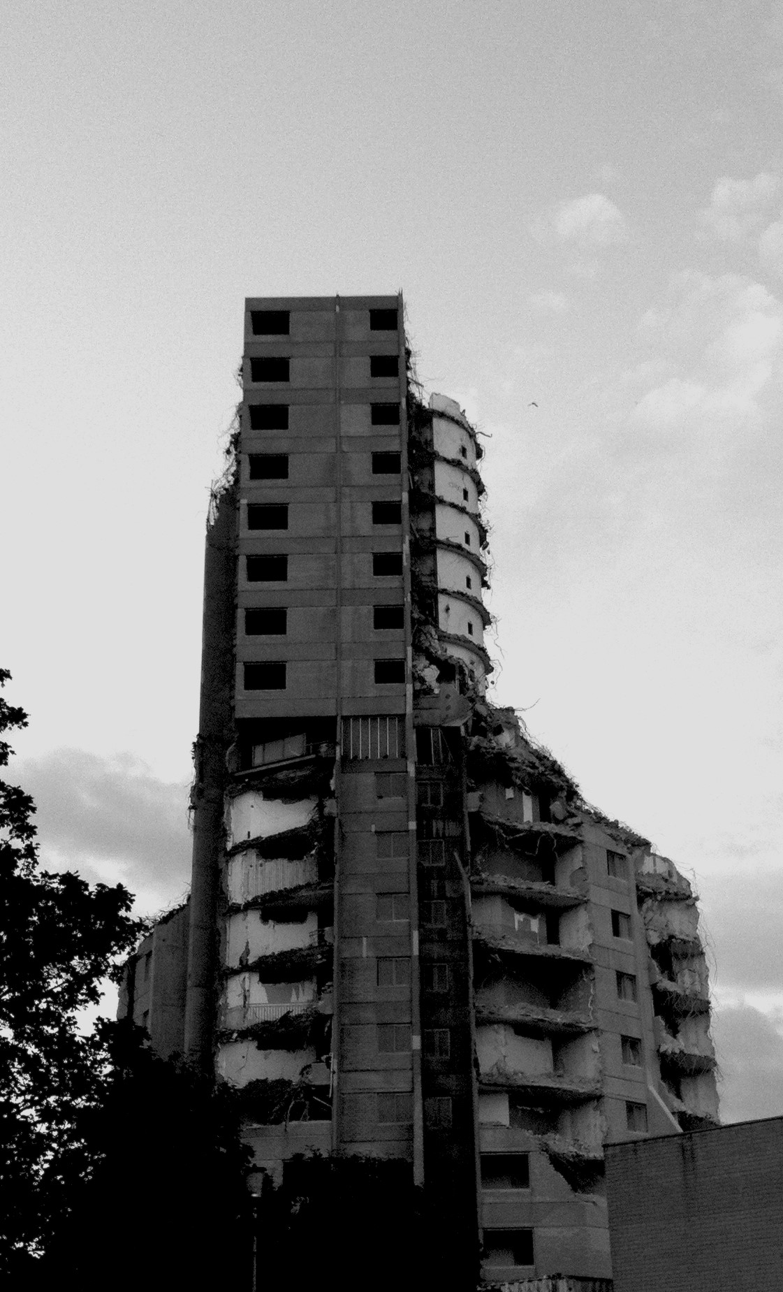 High Rise: a Homage to North East England Brutalism