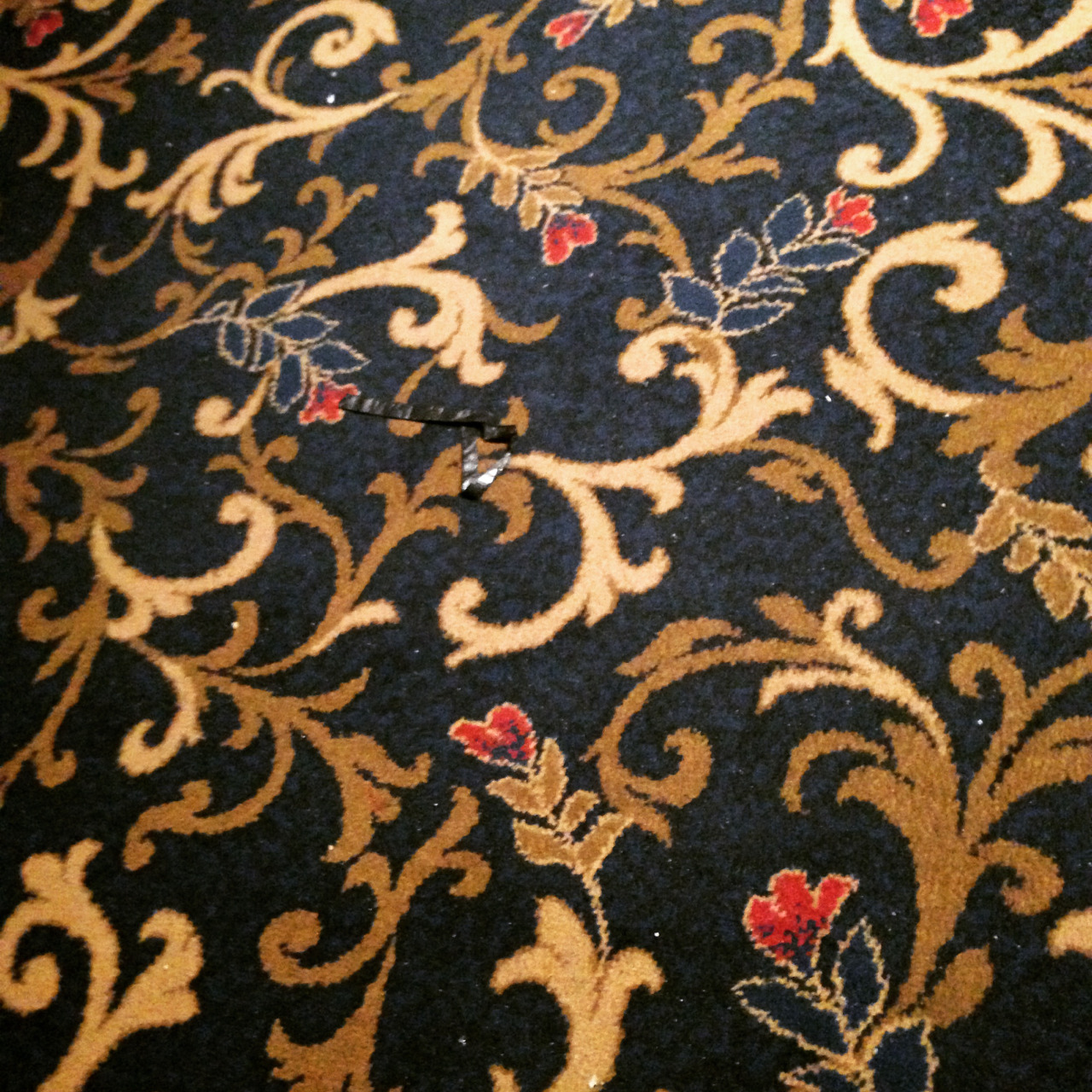 Wetherspoons Carpets: A Field Study