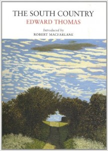 South country by Edward Thomas