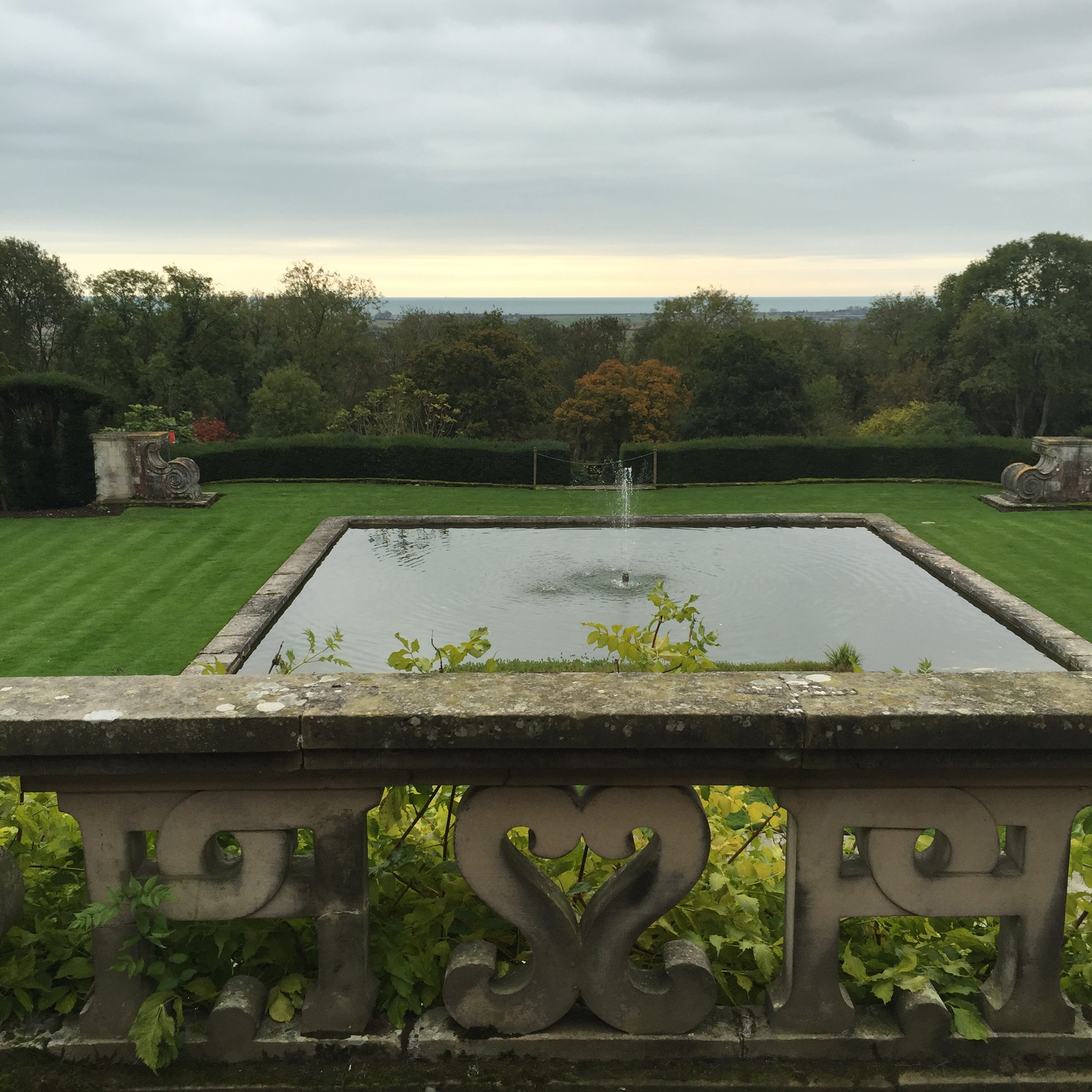 Port Lympne: Matrimony at the Fascist Zoo