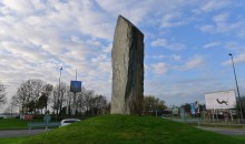 The Monoliths of Cribbs Causeway Car Park, Bristol