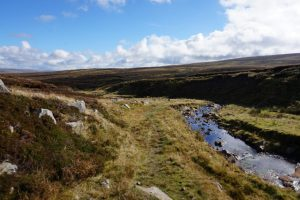 Helm Wind Walk towards Trout Beck (Ian S) / CC BY-SA 2.0