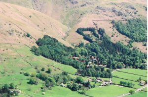 Michael's Nook, from Helm Crag, Grasmere, Cumbria (Marion Dutcher) / CC BY-SA 2.0
