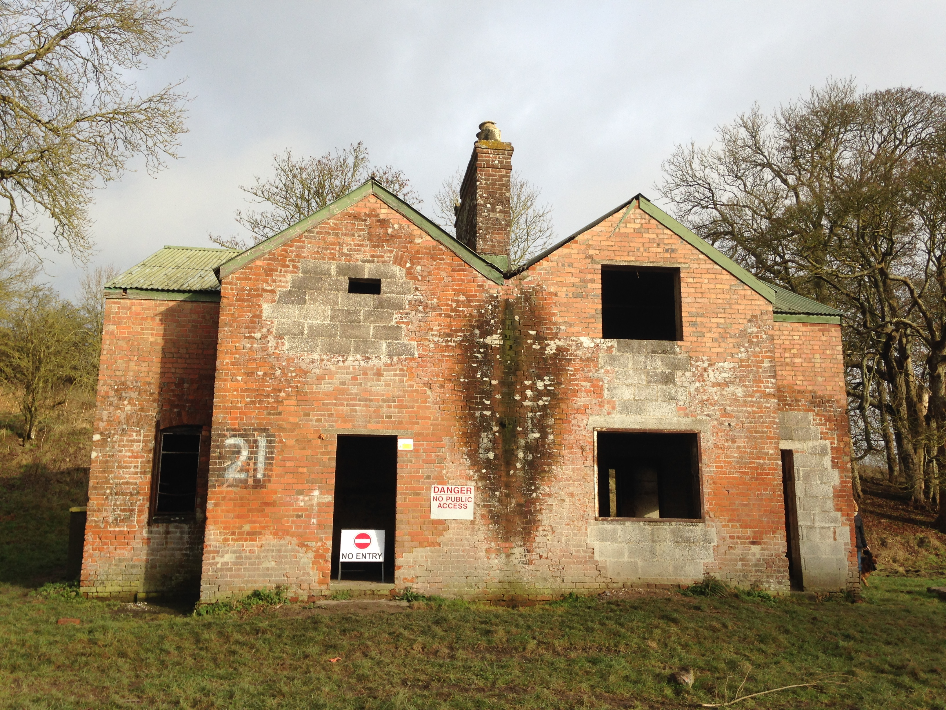 The Militarised Countryside: A Journey to Imber, Salisbury Plain's Ghost Village