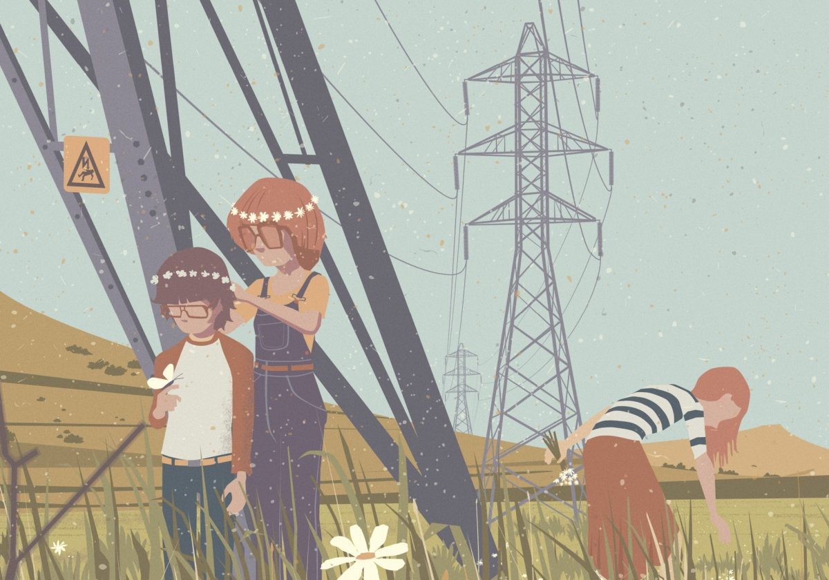 Humming Towers: The Allure of Electricity Pylons